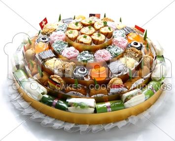 Nampan Kue (S) Special