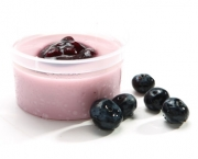Pudding Blueberry